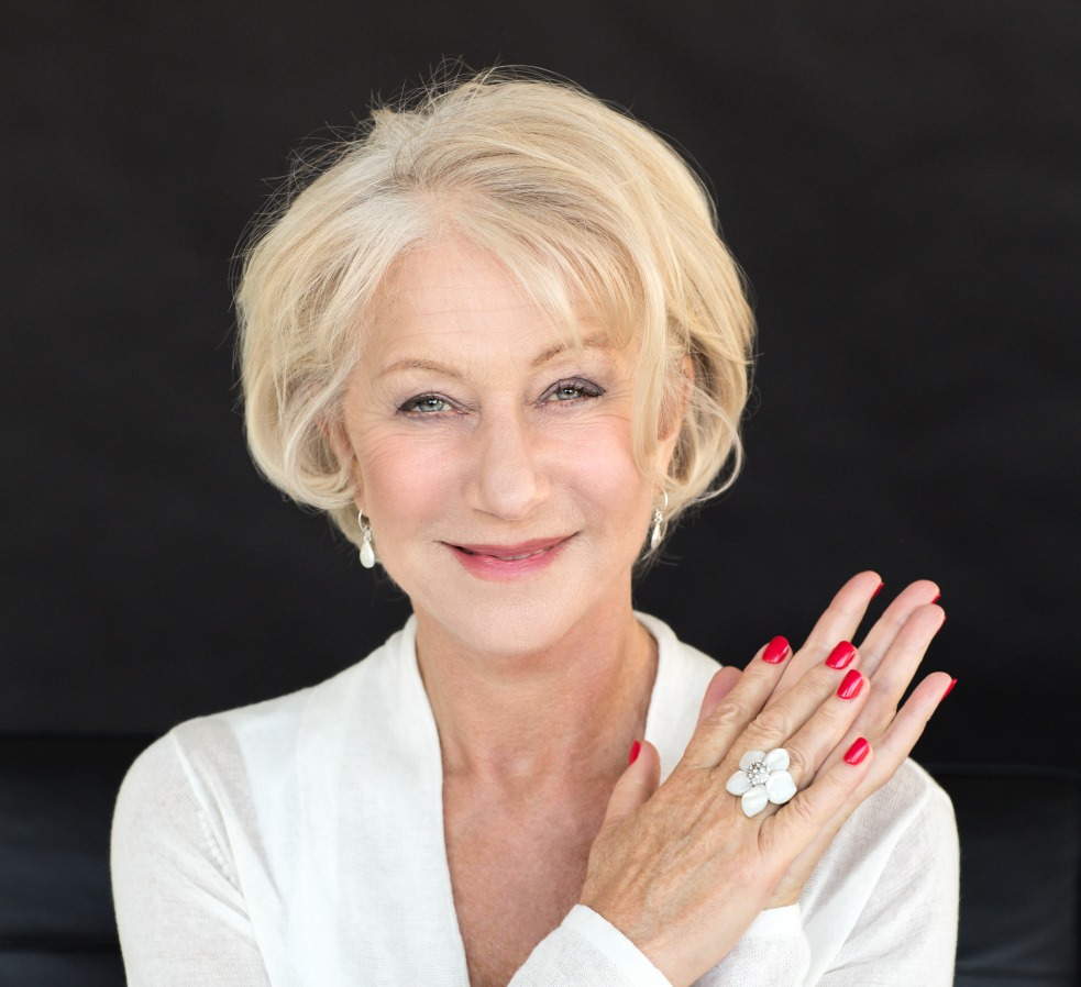 Dame Helen Mirren DBE - Mayors Fund for London