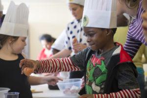 Kitchen Social - Get Involved Charter