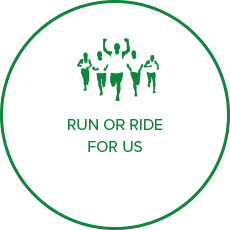 Run or ride for us