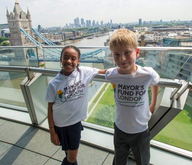 Mayor's Fund for London - News Mobile