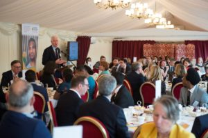 Mayor's Fund for London event at House of Lords