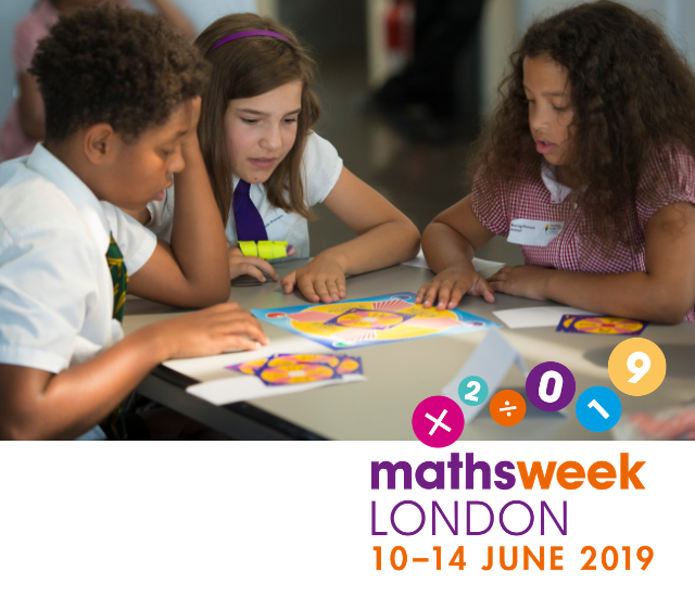 Maths Week London MOBILE home
