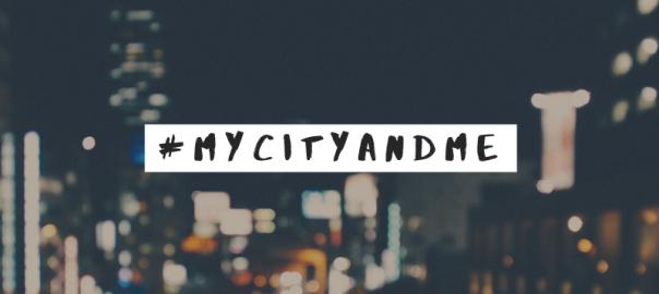 My City and Me header logo